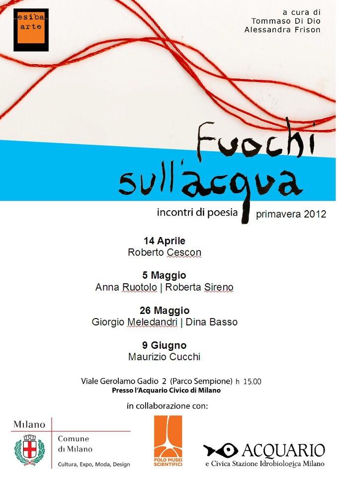 Milano, 5 maggio 2012 ore 15.00 – Fuochi sull'Acqua